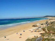 Playa Vilar (Ribeira) - A Coruña. Galicia - España