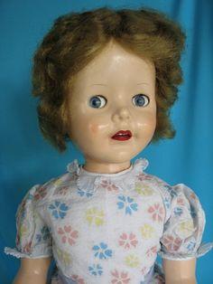 "28"" Pedigree doll"
