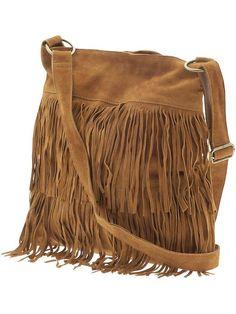 Steve Madden Fringe Shoulder Bag 100