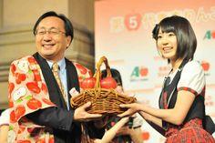 HKT48 Sets a Fruity Guinness World Record