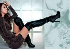 asian sexy girl boots model woman wallpaper