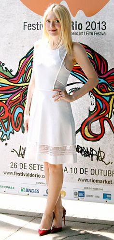 Dakota Fanning vs. Olivia Wilde: Who do you think wore it better?