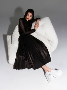 Chiharu Okunugi by Max von Gumppenberg and Patrick Bienert for CR Fashion Book #2 Spring Summer 2013 6