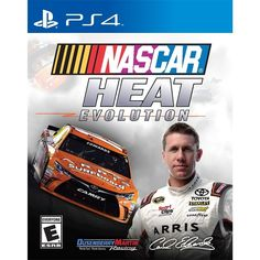 Nascar Heat Evolution - PlayStation 4, NAS16PS