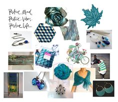 Positive Vibe by valeriebaberdesigns on Polyvore featuring polyvore, fashion, style, Lazuli and clothing
