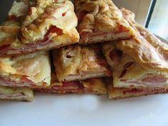 Πίτες γεμιστές με τυρι & αλλαντικά !!! ~ ΜΑΓΕΙΡΙΚΗ ΚΑΙ ΣΥΝΤΑΓΕΣ