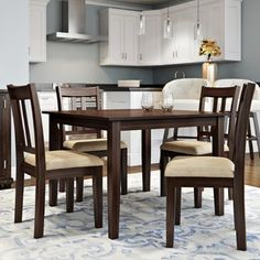 d9b6df8ace5 Find the right dining table for your kitchen. Kitchen Dining Sets5 Piece ...