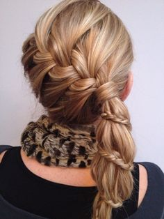 Awesome 1000 Images About Everything Hair On Pinterest Braided Short Hairstyles Gunalazisus