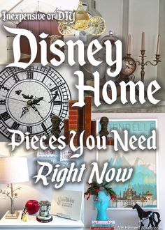 15 Inexpensive Disney Home Pieces You Need Right Now