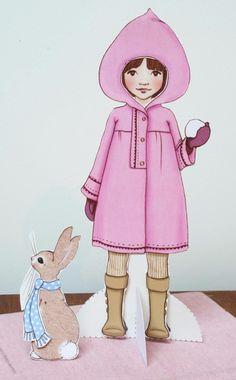 Habille la Belle poupée par belleandboo sur Etsy