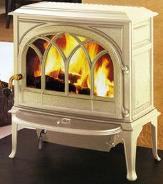 Jotul F400 Wood Stove #thefirebird #santafe #staywarm