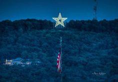 Mill Mountain Star, Roanoke, Virginia