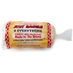 Product Image - Just Bagels Everything, Frozen
