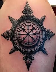 Resultado de imagen para vegvisir tattoo