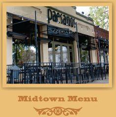 Paesanos | Italian Restaurant -- Midtown Sacramento