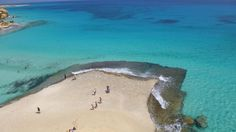 Marsa Matrouh, Egypt, located in 150 miles west of Alexandria, is famous for its beautiful beaches with soft white sands and crystal-clear water, p...