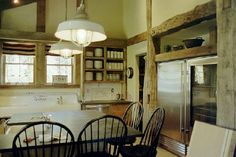 Reclaimed, painted and washed woods....a trend or a classic? - The Enchanted Home