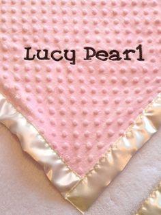 Pink cuddle bump bub