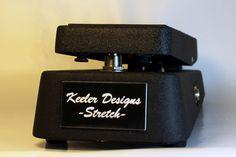 Keeler Designs Stretch Wah Pedal | DaftParagon.com