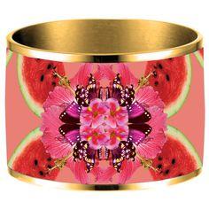 // Vergara Collection - Melon Madness 6 - FLOR AMAZONA Bracelet Designs, Madness, Bracelets, Collection, Amazons, Bracelet, Arm Bracelets, Bangle, Bangles