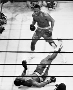 Frazier not only was the perfect foil for Ali, but gave him money to live when Ali couldn't fight.