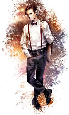 the doctor by neko-gato.deviantart.com
