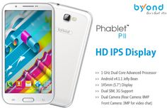 Byond launches Phablet PII officially launched