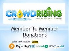 Image result for crowdrising photos