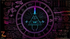 Find images and videos about gravity falls, bill and bill cipher on We Heart It - the app to get lost in what you love. Gravity Falls Bill Cipher, Cool 3d Wallpapers, Live Wallpapers, Live Backgrounds, Phone Backgrounds, Fall Wallpaper, Iphone Wallpaper, Cipher Wheel, Tinkerbell Wallpaper