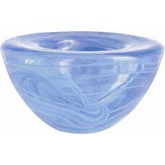 Kosta Boda Atoll Glass Votive ($38) ❤ liked on Polyvore NOW SOLD 🔥