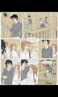 Harry Potter and Ginny Weasley♥♥