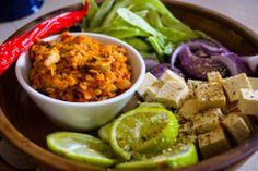 veganská DIY kuchárka Chana Masala, Rice, Ethnic Recipes, Food, Food Food, Essen, Meals, Yemek, Laughter
