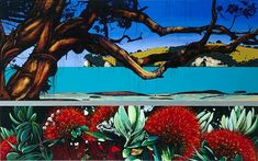 Check out My place Limited Edition Print by Jane Puckey at New Zealand Fine Prints