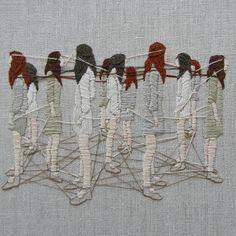 Вышивка Michelle Kingdom (трафик) / Вышивка / Своими руками - выкройки, переделка одежды, декор интерьера своими руками - от ВТОРАЯ УЛИЦА