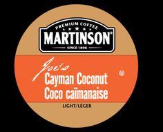 Martinson Cayman Coconut 24 ct -- $13.20