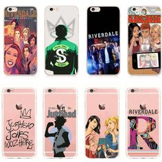 cool phone cases 288019338654115736 - Hot Tv Riverdale Soft Clear Tpu Phone Case For Iphone 7 6 Plus Se 5 Source by laurefitgirl Iphone 7 Plus, Iphone 5s, Coque Iphone, Iphone Phone Cases, Phone Covers, Riverdale Merch, Riverdale Funny, Riverdale Archie, Iphone Wallpapers