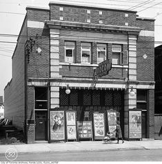 At the turn of the century, Parkdale was one of the most desirable places to live in Toronto. Marked by large properties, ample green space, a. Then And Now Pictures, Visit Toronto, Vintage Photographs, Ontario, Canada, Past, That Look, Louvre, Street