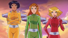 Totally Spies: The Inspiration: Every early 2000s girl wanted to be a chic spy, thanks to Totally Spies' grown-up take on the Powerpuff Girls.