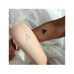 For your faithful shadow: | 56 Perfect Tattoos To Get With Your Friends