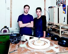 Interview with Sarah van Gameren and Tim Simpson (Studio Glithero) on Icon Magazine.