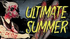 """Blood-soaked tower defense game """"Ultimate Summer"""" announced for Xbox One and Xbox Series X/S"""