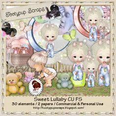 Sweetie Lullaby CU Mix FS