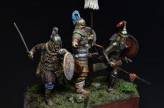 Figures: Mongolian warriors, Battle of Kulikovo, photo #7