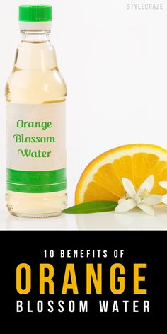 Do you want to know another secret to beautiful skin? Orange blossom water! Read this post to discover the 10 magical ways this essential water can benefit you