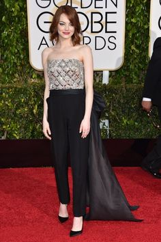Golden Globes 2015: The Top 10 Best-Dressed