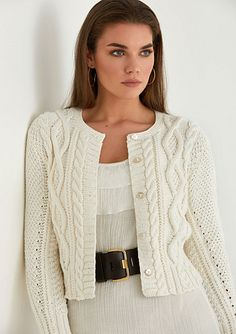 Cotton cardigan, Hand knitted buttoned cardigan, Women summer cardigan, Plus size cotton Sweater Knitting Patterns, Cardigan Pattern, Knitting Designs, Hand Knitting, Cotton Cardigan, Cropped Cardigan, Knit Cardigan, Diy Tricot Gilet, Pull Angora