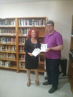 REVISTA HÉRCULES CULTURAL: Entregados a la Biblioteca Municipal de Los Barrio...