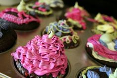 one bowl spumoni cupcakes a taste of serenity from cupcake project 1 1 ...