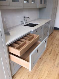 Kitchen Room Design, Kitchen Dinning, Kitchen Cabinet Design, Kitchen Redo, Kitchen Cupboards, Modern Kitchen Design, Kitchen Layout, Home Decor Kitchen, Interior Design Kitchen
