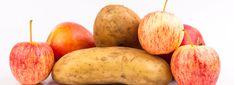 Hete bliksem met Bossche Beuling van Janny van der Heijden - MAX Vandaag Pear, Potatoes, Fruit, Vegetables, Food, Google, Potato, Essen, Vegetable Recipes